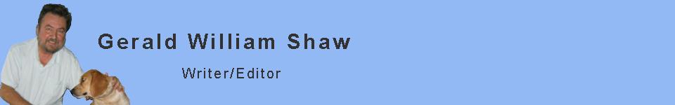 Gerald William Shaw